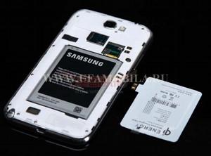 беспроводная зарядка Samsung Galaxy S4 Galaxy S3 Galaxy N7100 черн